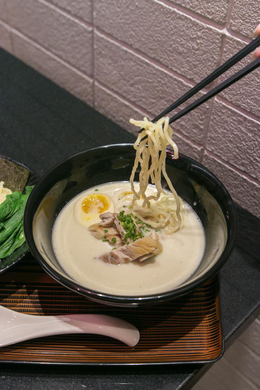 nolisoli eats restaurant kureji sizzling ramen ayala malls vertis north kimuchi edamame japanese fusion