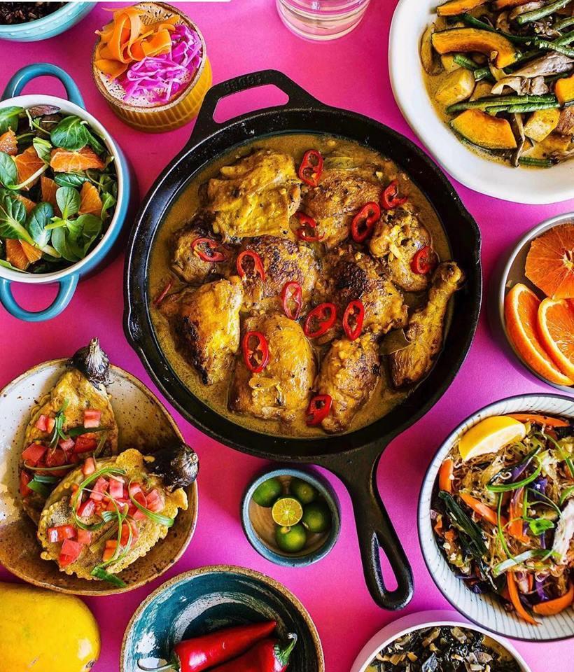 sariwa healthy filipino food