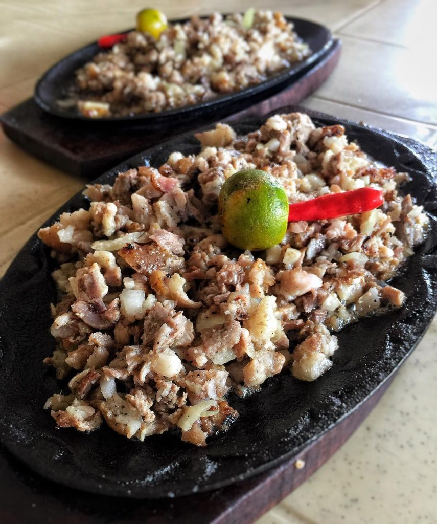 nolisoli sisig aling lucing angeles city pampange