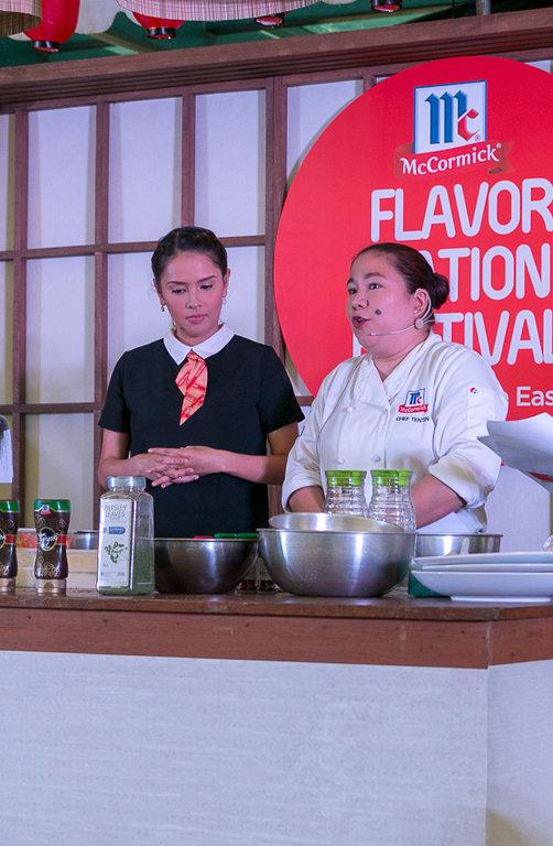 nolisoli mccormick flavor nation festival