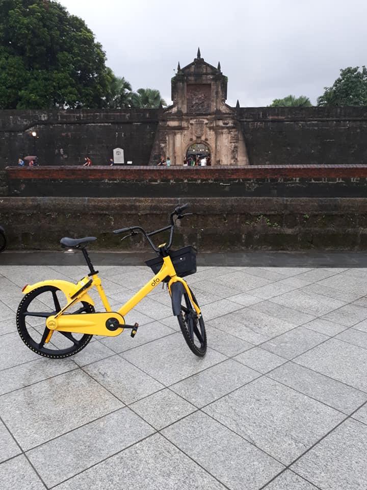 nolisoli bn fixture carlos celdran walking tour bike intramuros manila ofo vivamanila