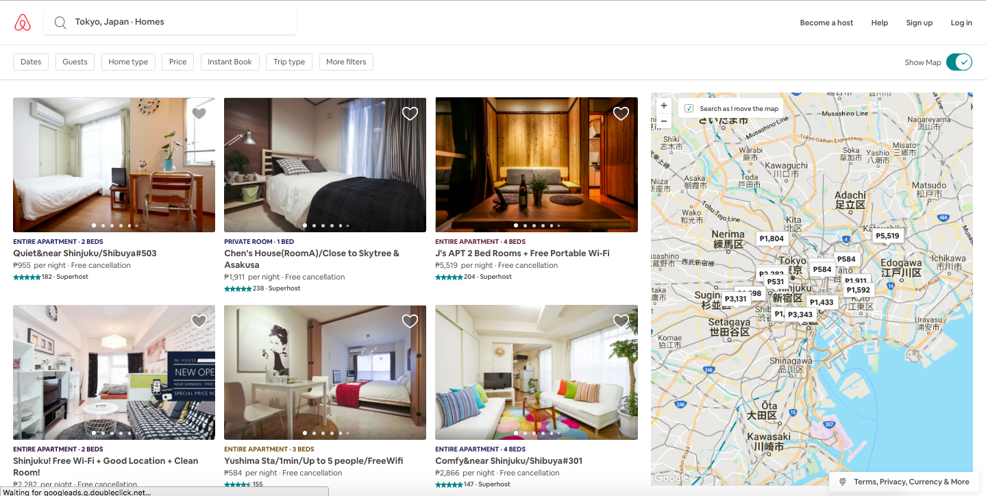 Did you book an Airbnb in Japan? Check your reservation