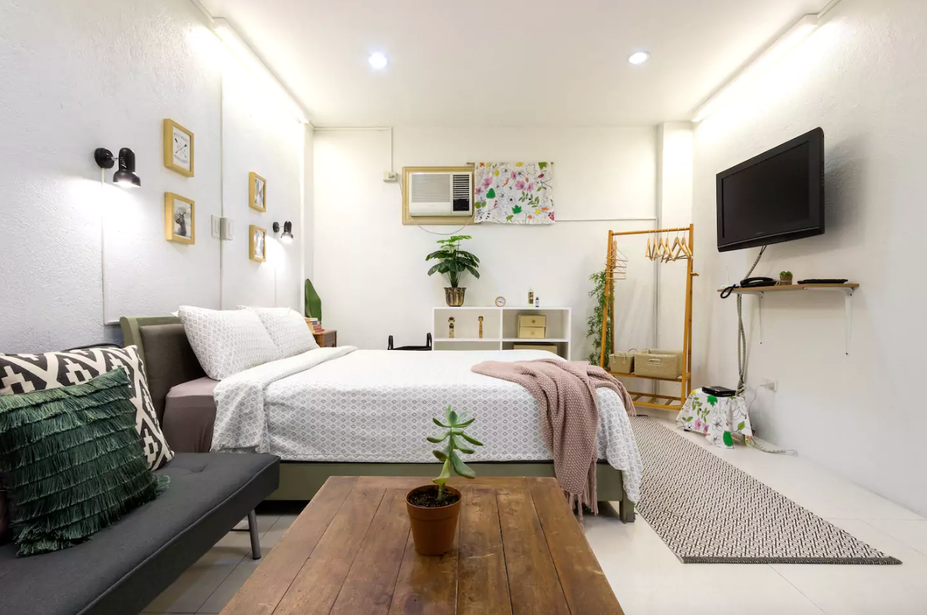 nolisoli airbnb staycation where to stay metro manila