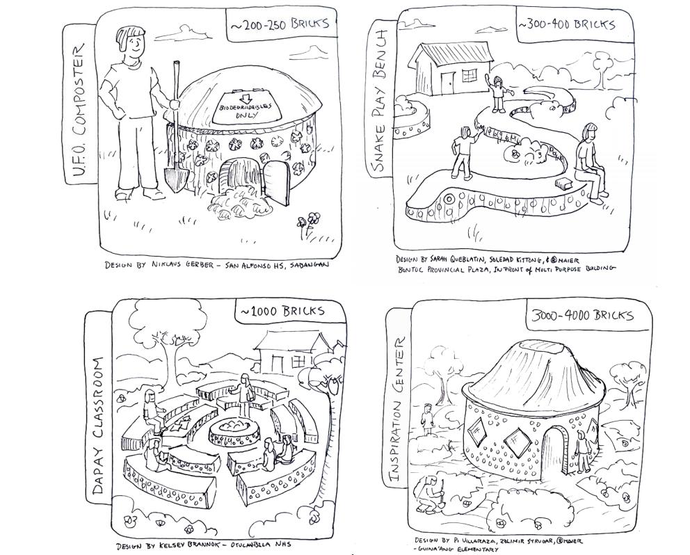 EcoBrick building manual