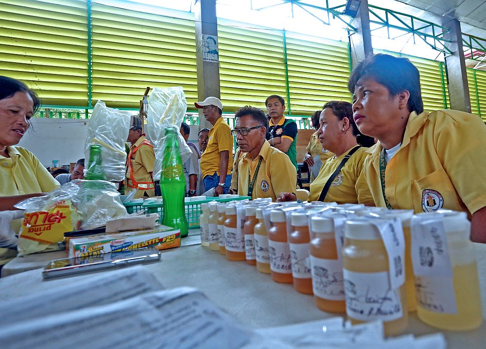 nolisoli pdea drug test grade 4 students