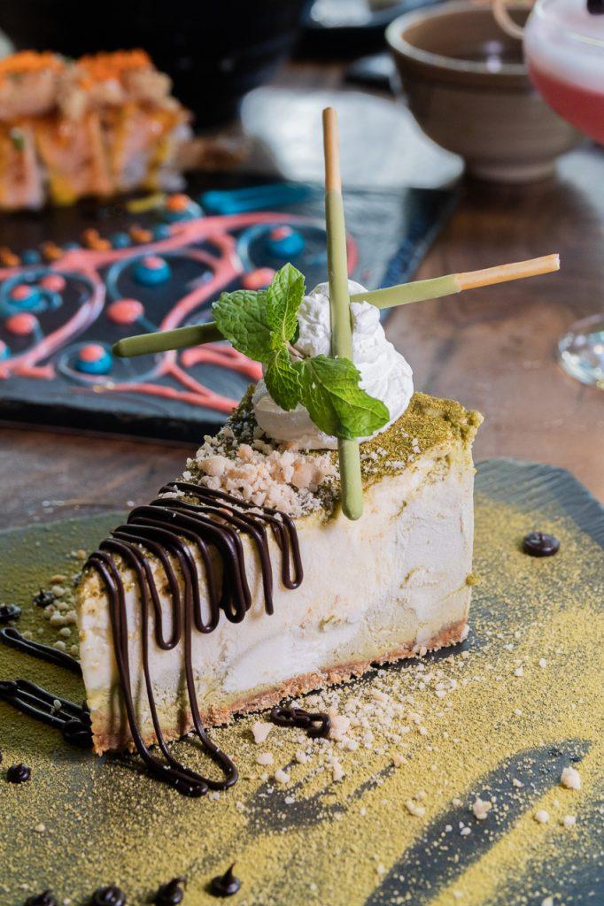 SORU IZAKAYA BGC NOLISOLI EATS matcha dessert