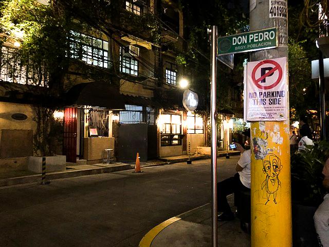 nolisoli poblacion gentrification
