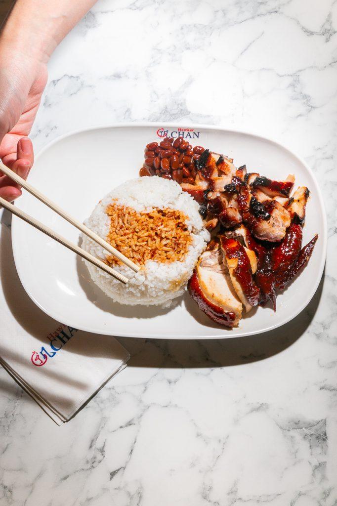 Hawker Chan Manila Philippines chicken rice