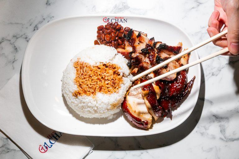 Hawker Chan Manila Philippines chicken rice 1