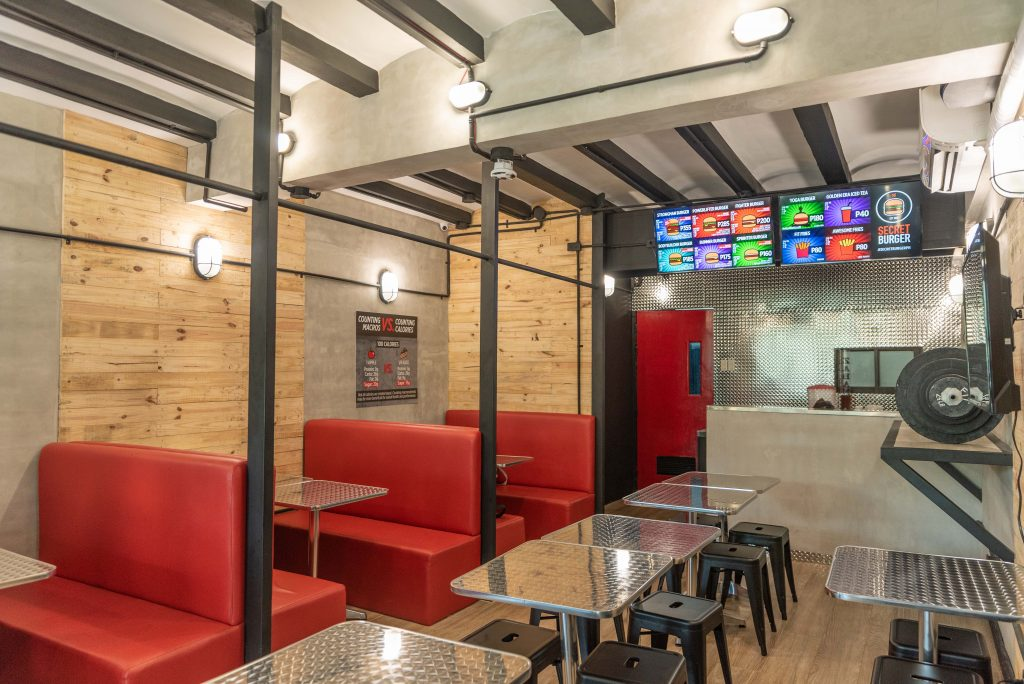 nolisoli restaurant eats secret burger katipunan city guide where to eat