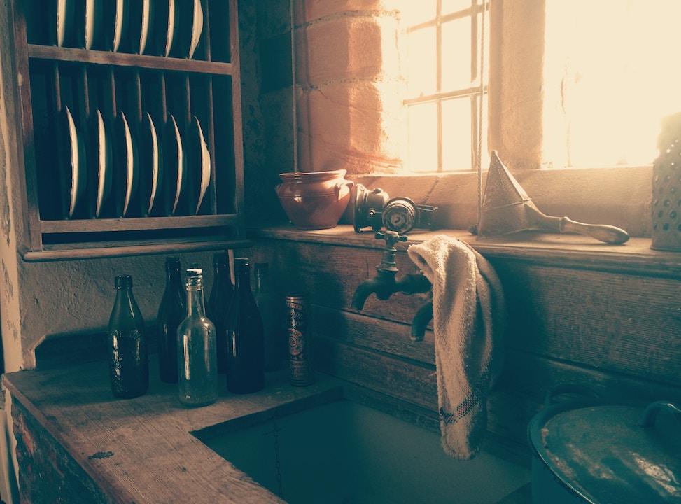 dishes chores kasambahay