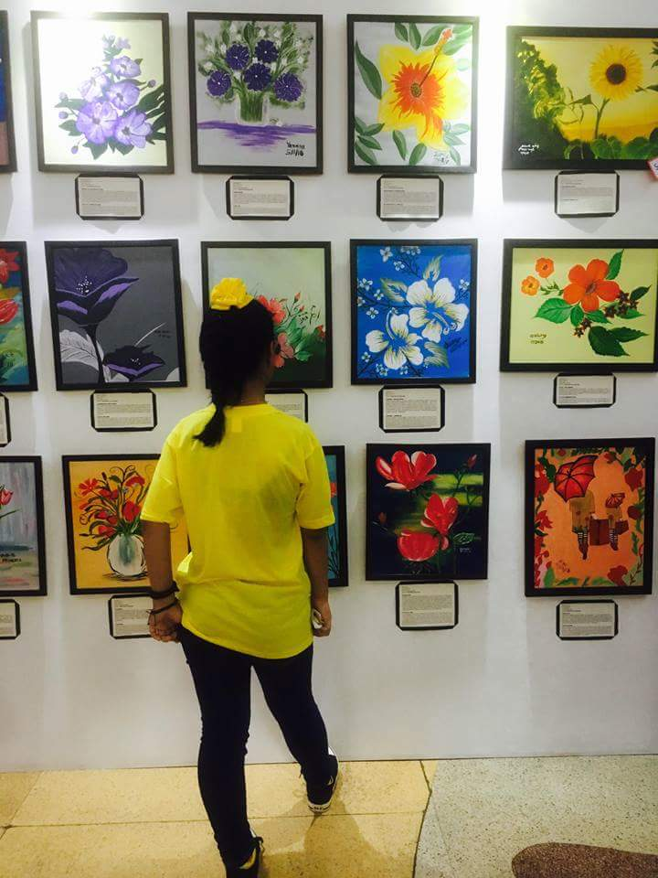 nolisoliph obra ni nene art therapy sexually abused girls CRIBS Foundation New Beginnings