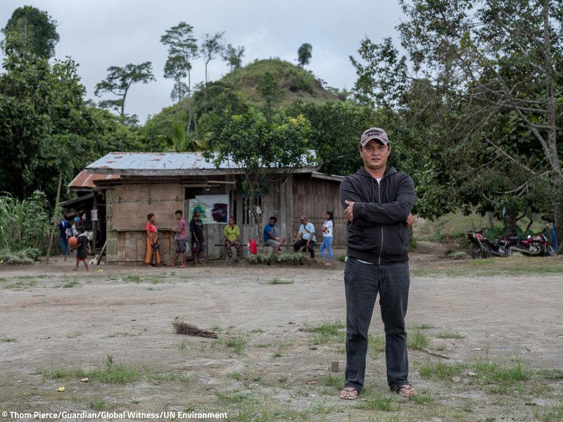 nolisoli global witness environmental defenders dangerous