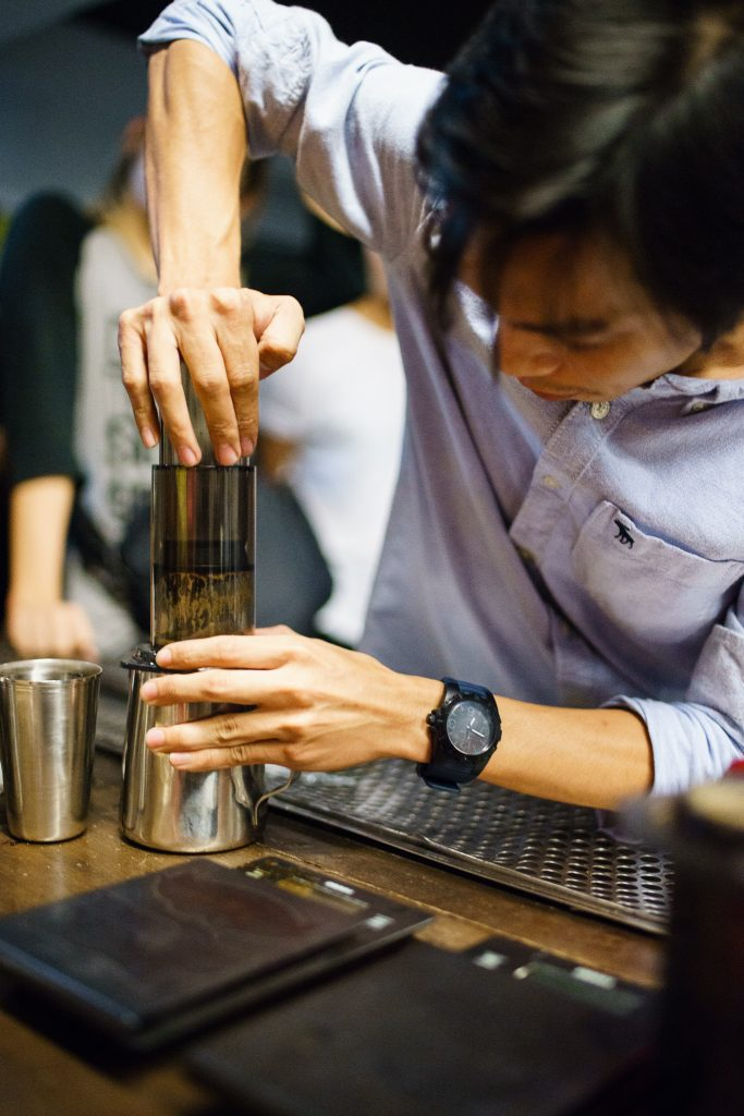 nolisolie events philippine aeropress championships 2018 coffee yardstick edsa beverage design group