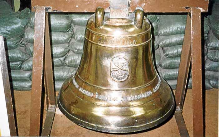 balangiga bells return
