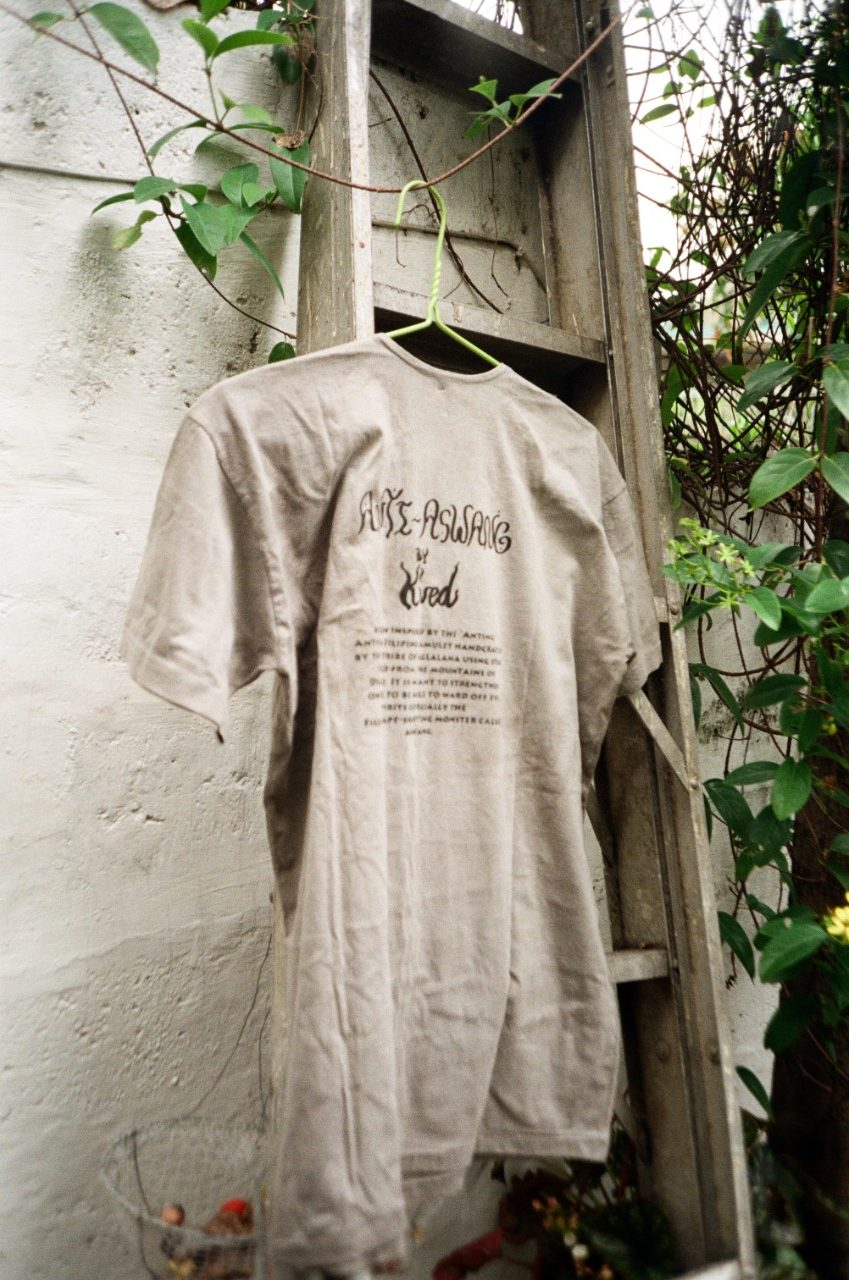 K'Ved tshirts noli heirloom