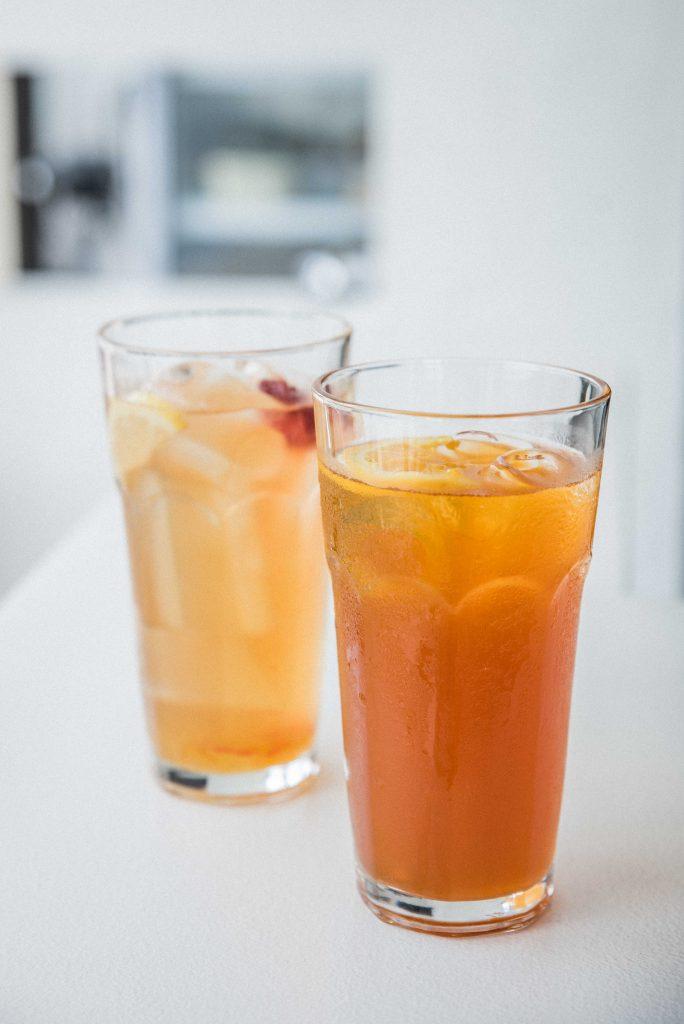 Nolisoli Kale Manila drinks iced tea yuzu lemonade brunch places metro manila