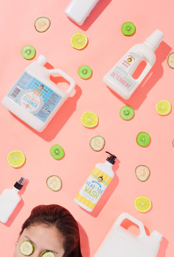 sustainable baby products