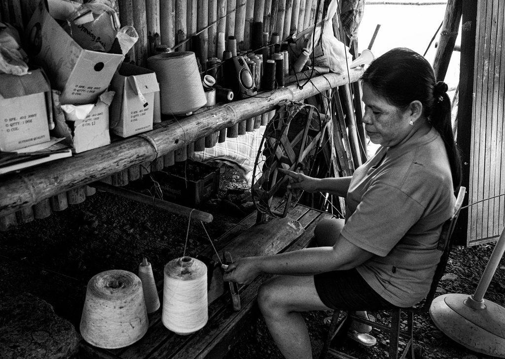 philippine weaving