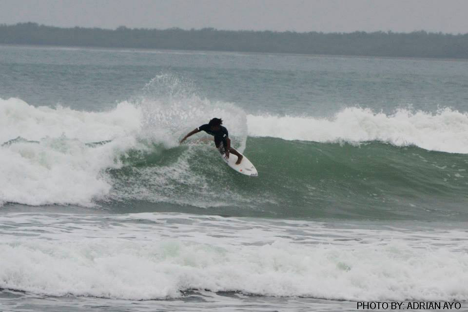 nolisoli lunad sa balod gubat sorsogon surfing competition and music festival