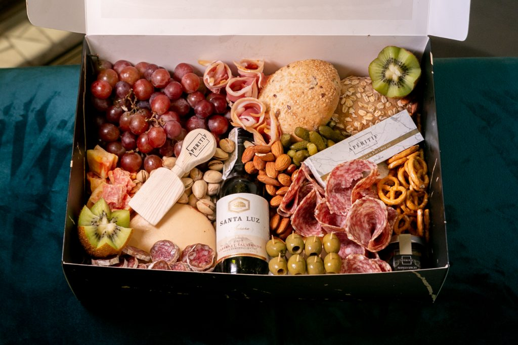 aperitif grazing box