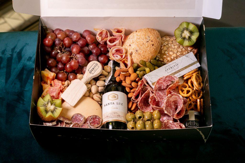 aperitif grazing box