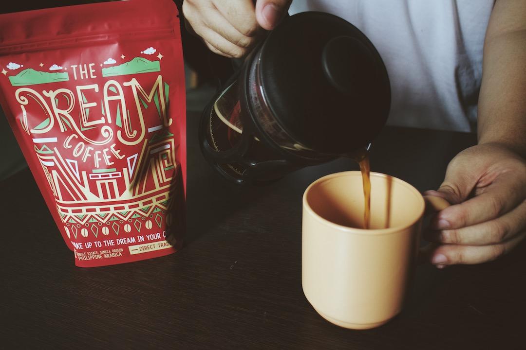 the dream coffee