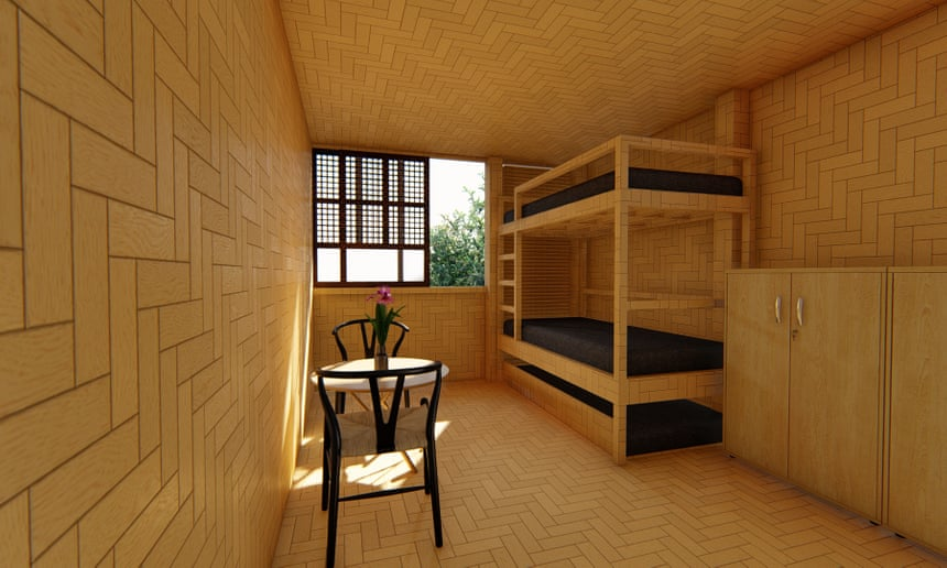 Bamboo Houses For Manilas Slums Wins Uk Based Rics Contest