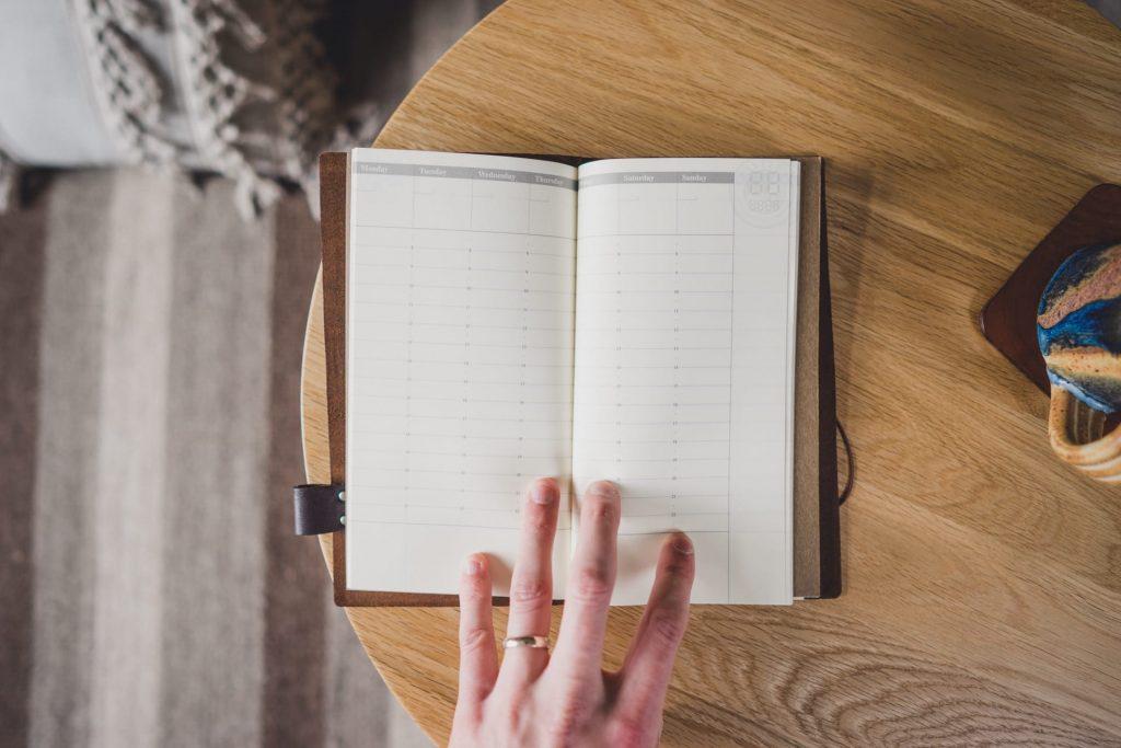 nolisoli minimalist planners