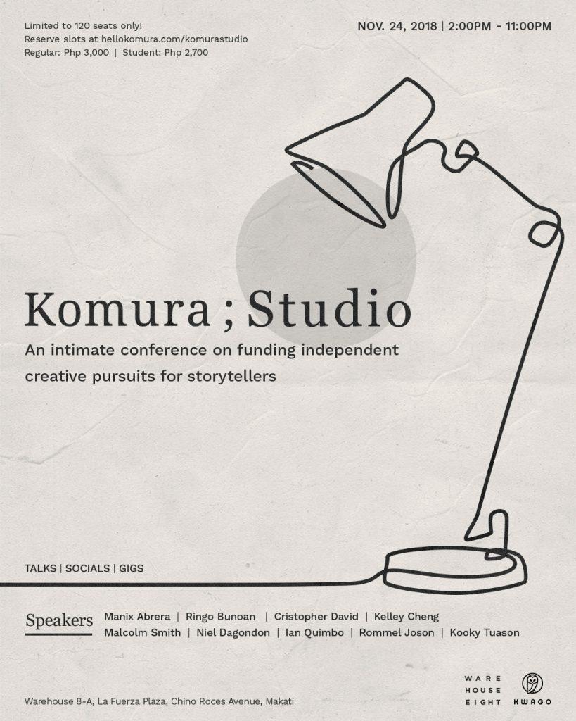 komura; studio creative