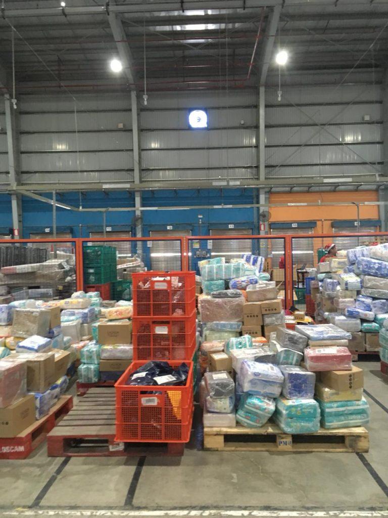 online shopping plastic