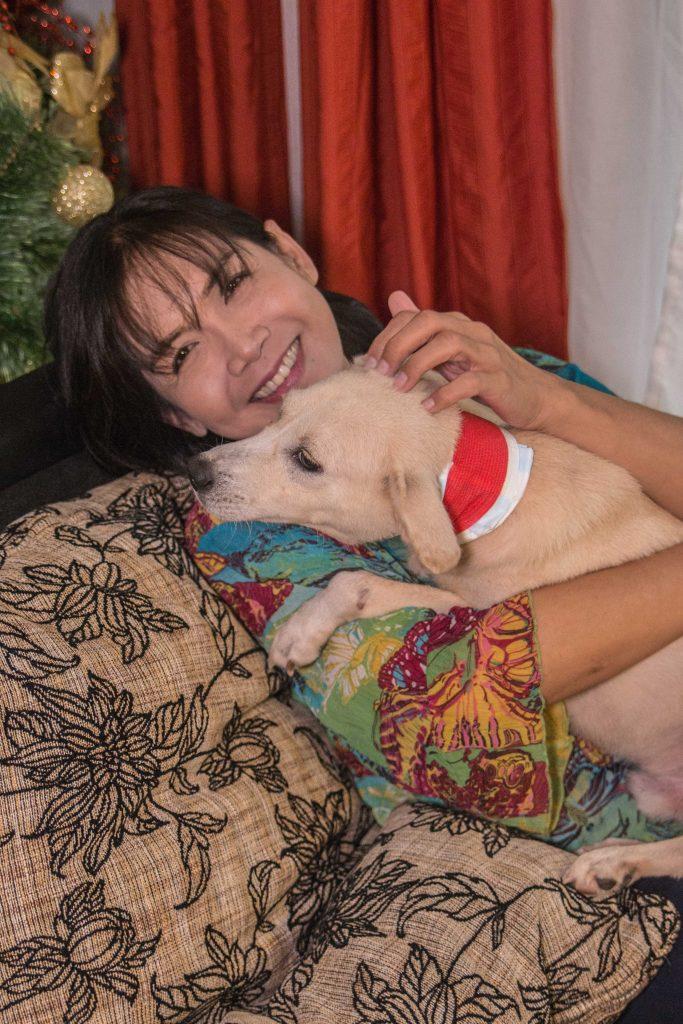dog rescue shelter paranaque