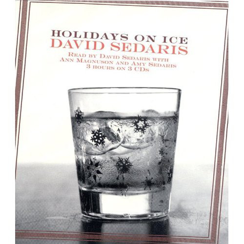 nolisli arts 12 days of christmas records david sedaris holidays on ice