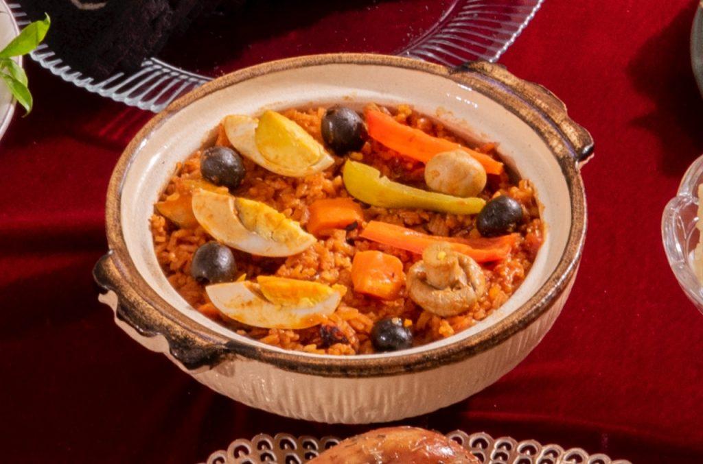 nolisoli alternative noche buena spread roast turkey healthy paella verdura ilustrado restaurant