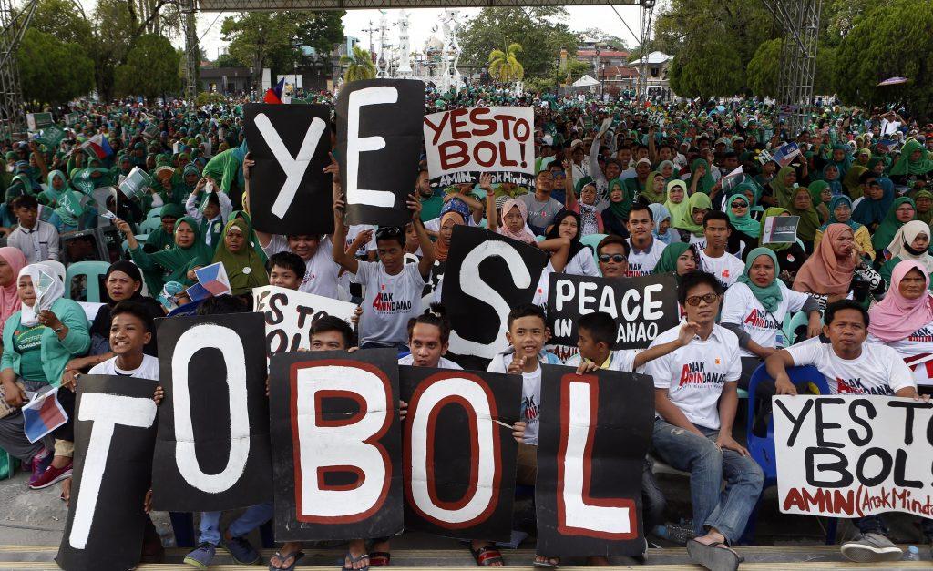Cotabato City BOL Bangsamoro