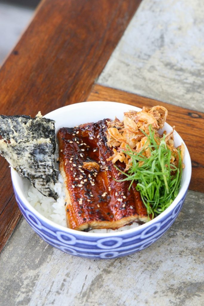 nikkei nama bar rice bowl