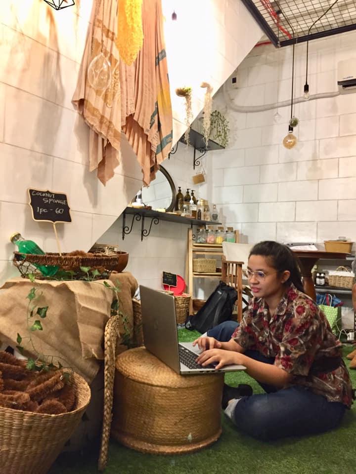 katha zero-waste store