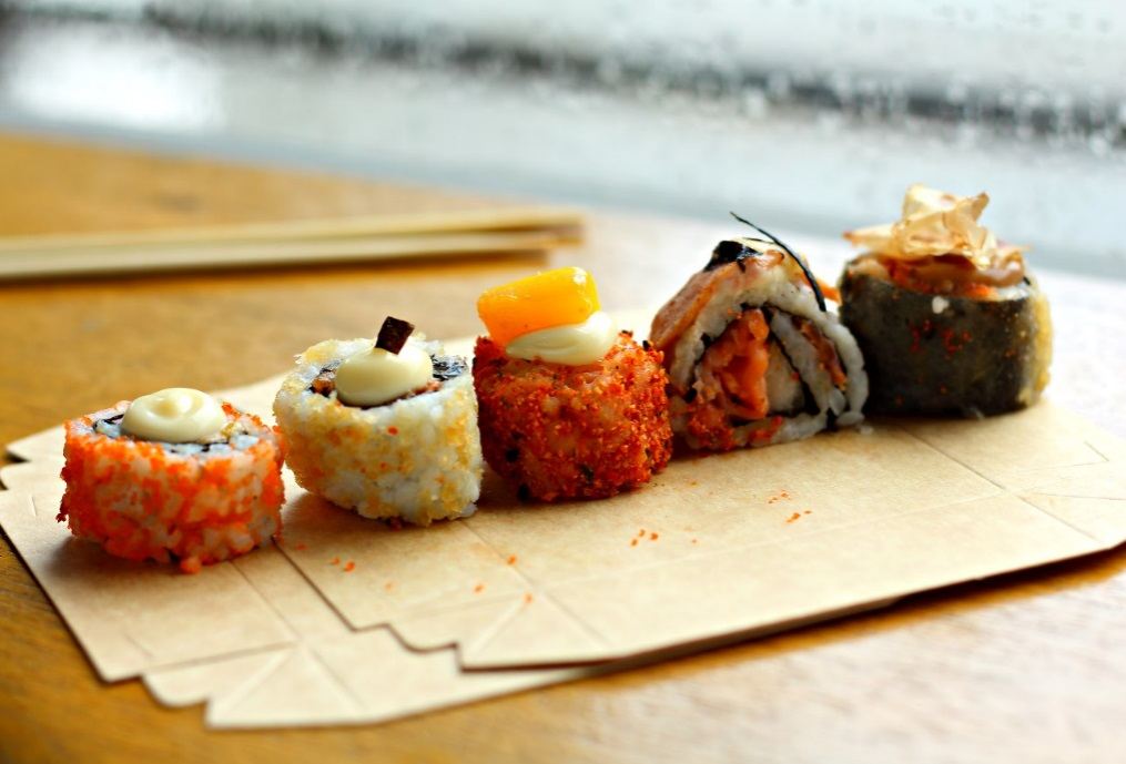 nolisoli ta ke ho me sushi