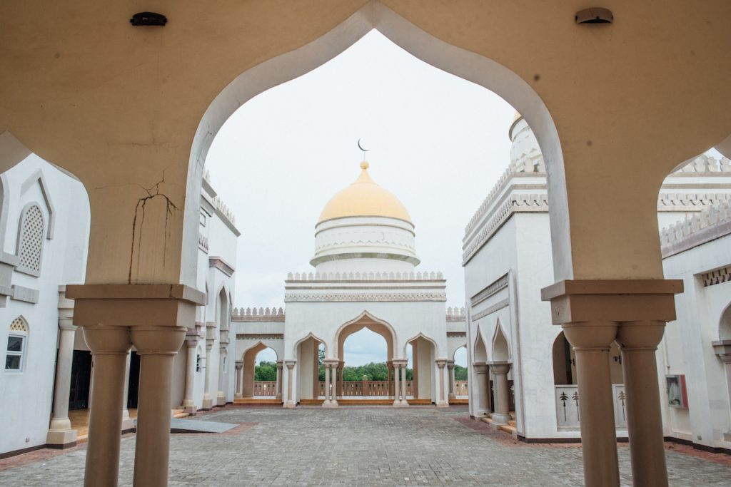 grand mosque mindanao