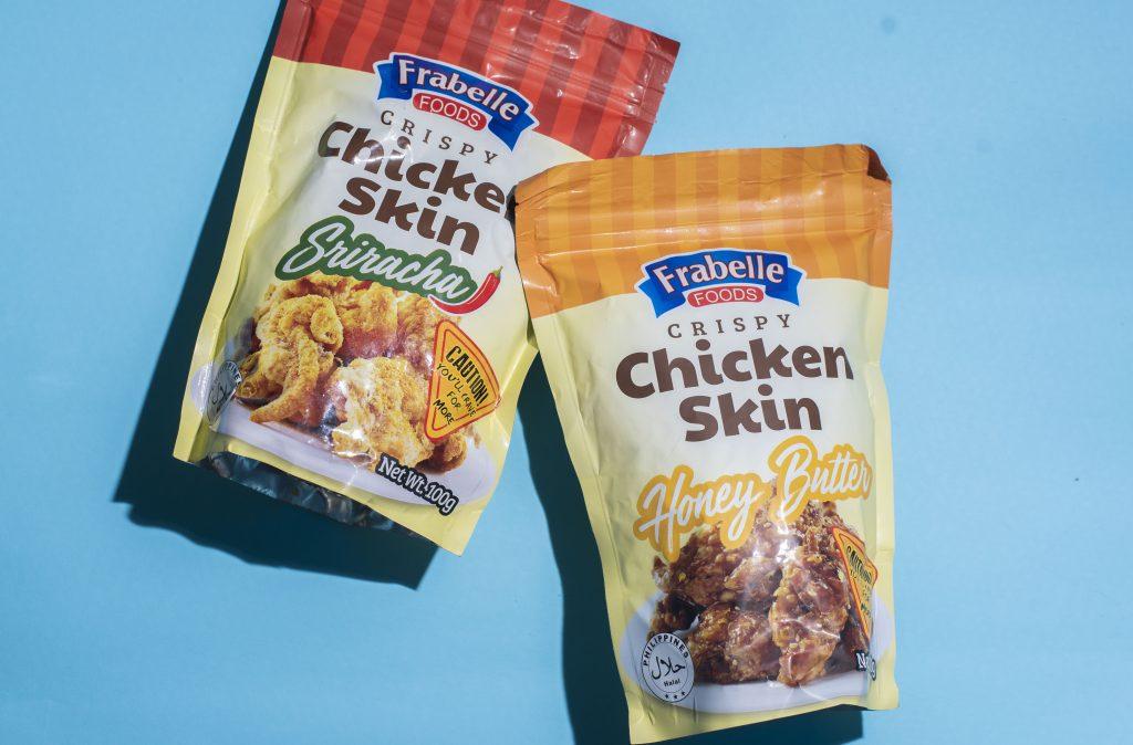 frabelle foods crispy chicken skin