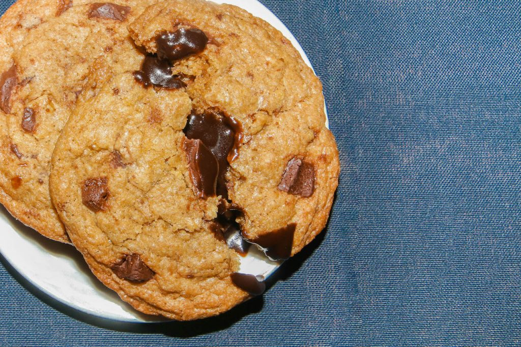 chocolate chip cookies katipunan vegan