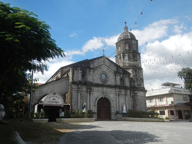More Than 20 Heritage Churches In Pampanga Damaged By Earthquake Nolisoli