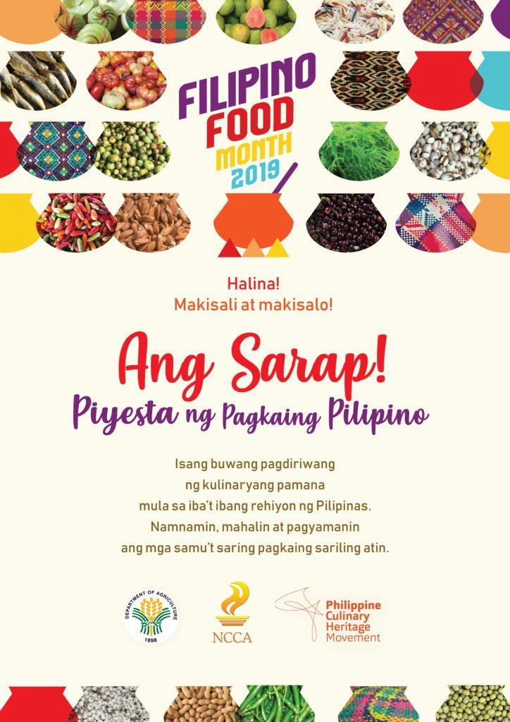 filipino food month