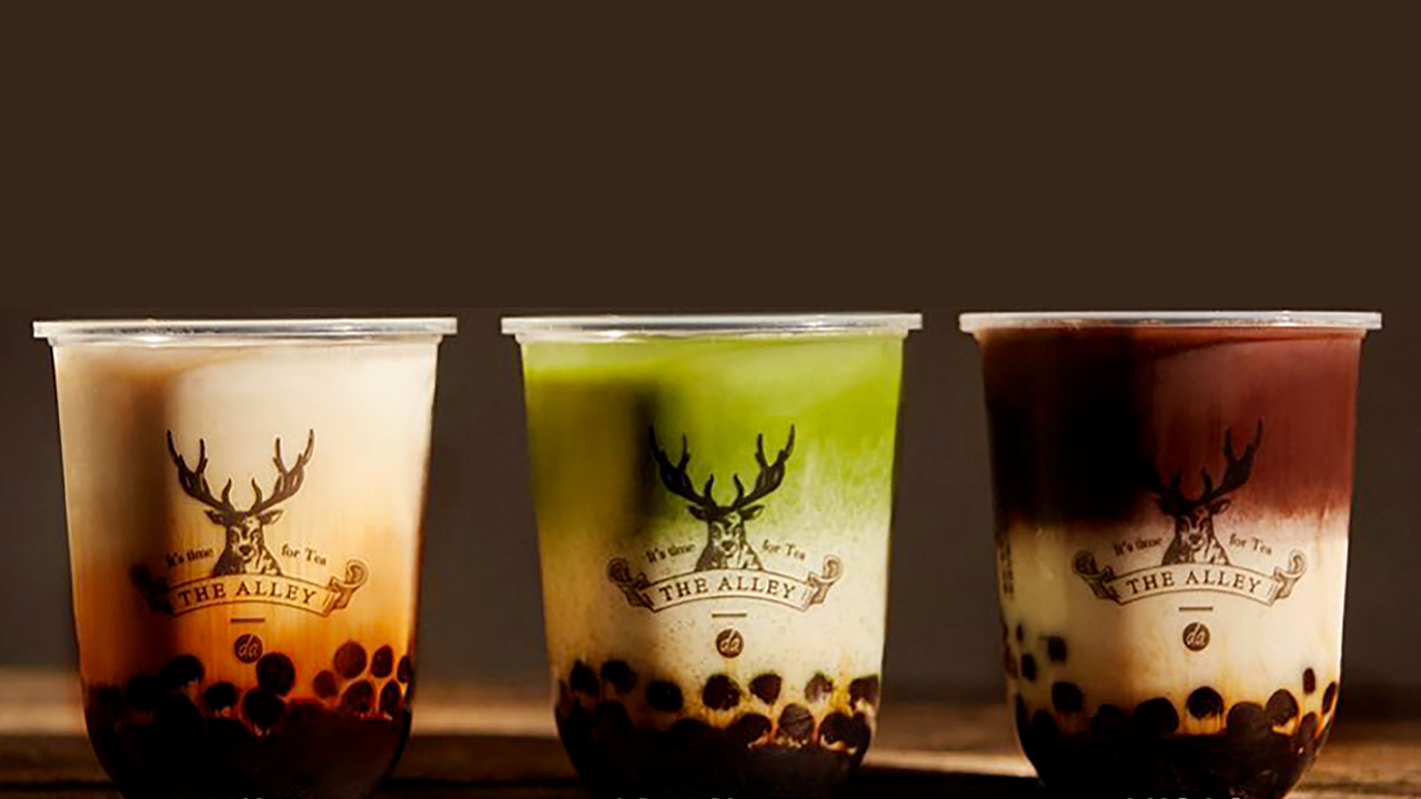 Psa Taiwan Milk Tea Chain The Alley To Open In May Nolisoli