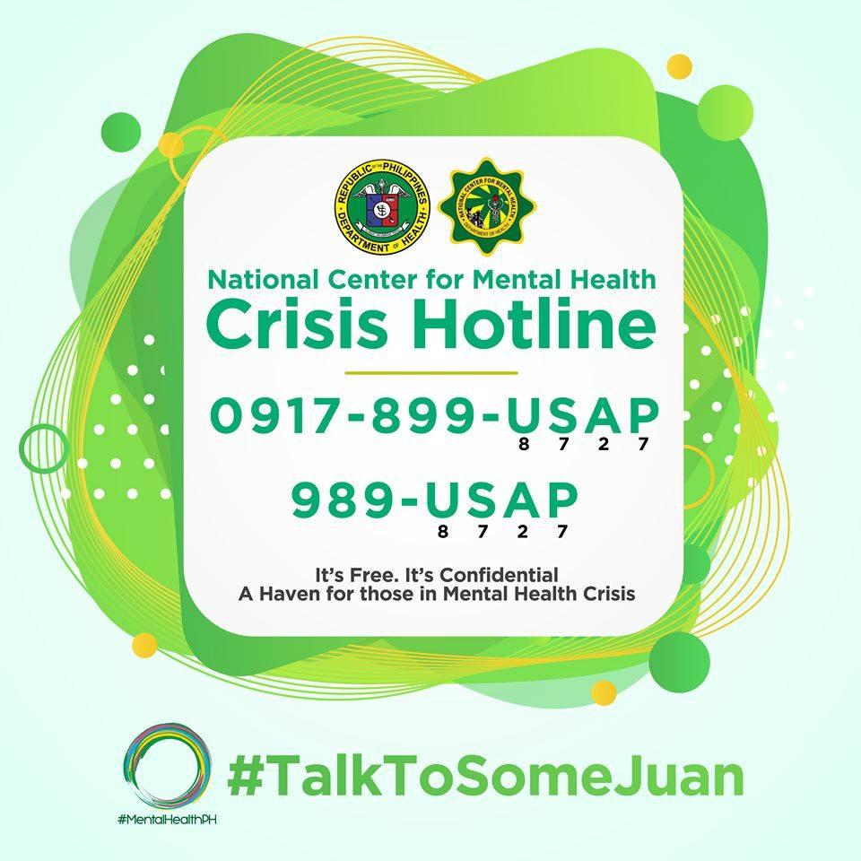 ncmh depression hotline