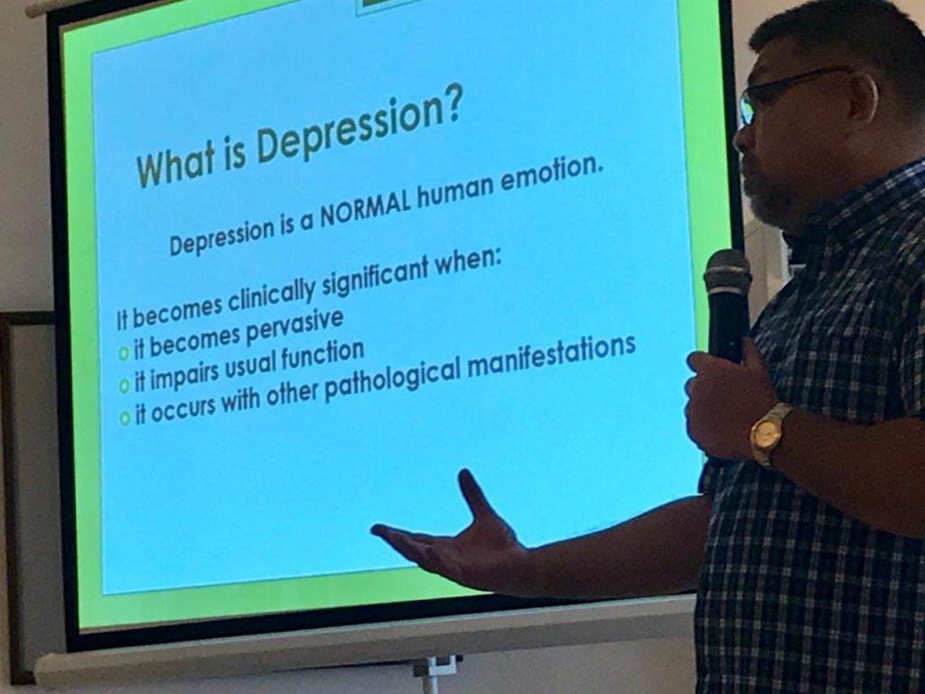 depression hotline