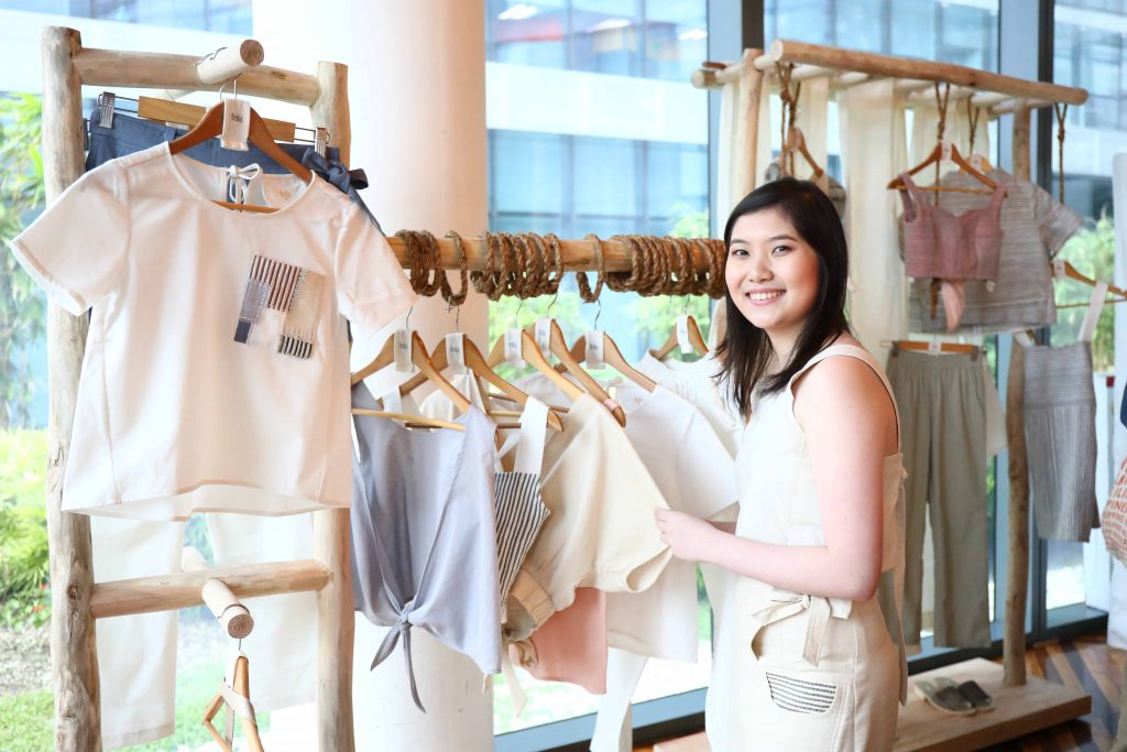 Alyssa Lagon, Tela, Bayo Foundation, Sustainable fashion