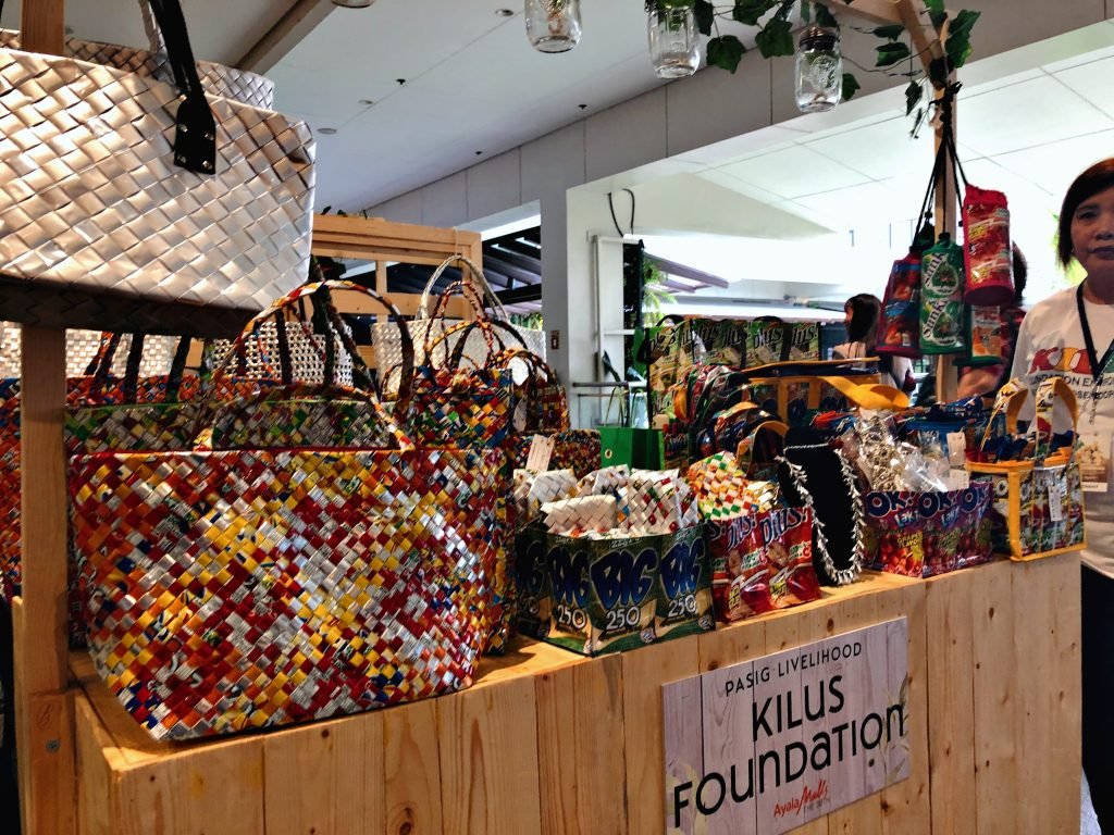 Kilus Foundation bags
