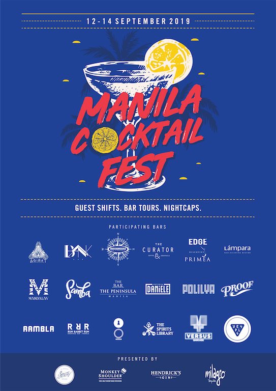 manila cocktail festival 2019
