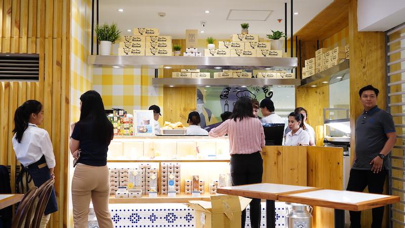 Tokyo Milk Cheese Factory Cafe estancia